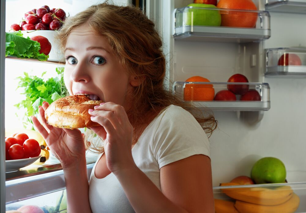Why Late Night Junk Food is Bad