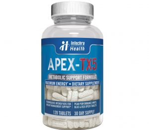 APEX TX5 - Best Diet Pills for Zone DIet