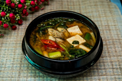 Miso Soup Zone Diet Lunch Ideas