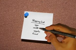 Weight Loss Grocery List Tips