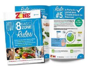 Free Zone DIet Books